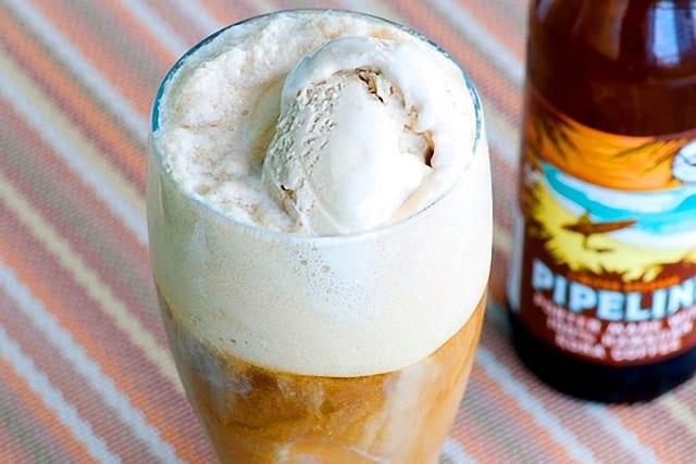 Helado de cerveza, receta contra el calor