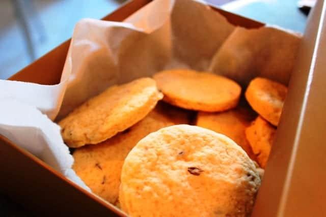 Abernethy Biscuits: galletas escocesas con semillas de alcaravea