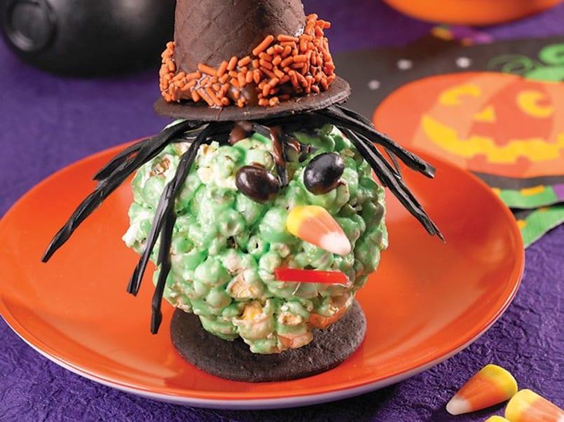Palomitas especiales para Halloween