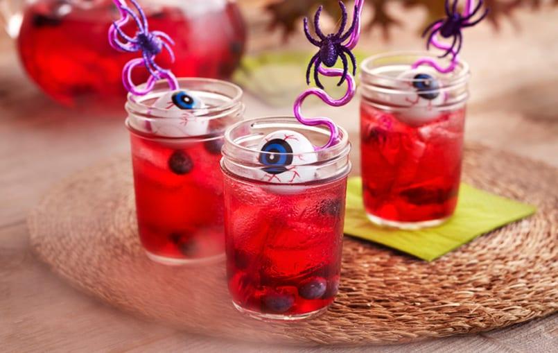 Brebaje mágico: conjura con zumo de frutas