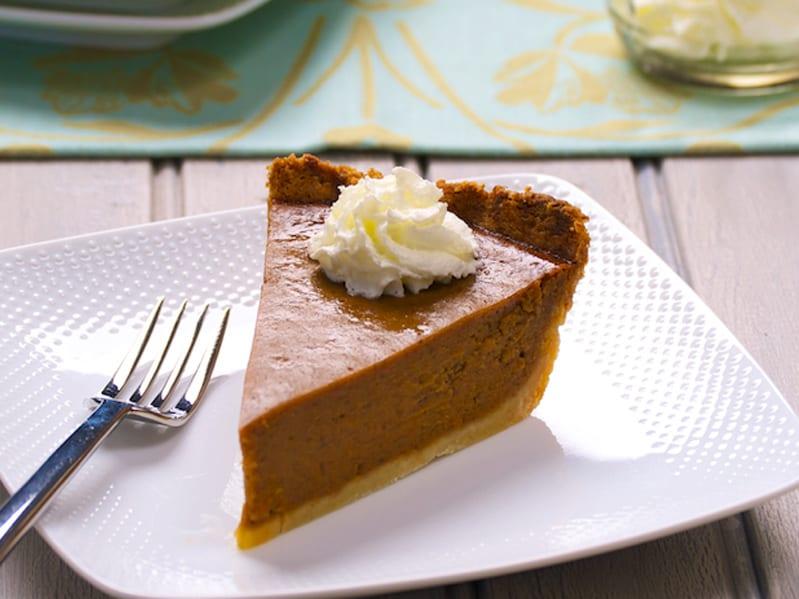 Sweetpotato Pie: Tarta de batata de Acción de Gracias
