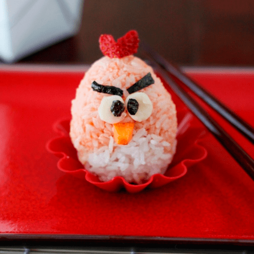 Recetas originales la fiebre de los angry birds recet n for Comidas originales