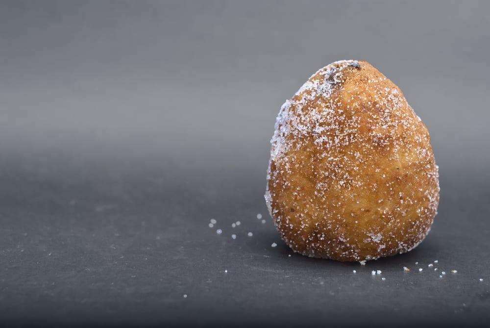 Croquetas dulces de Navidad: con turrón del blando