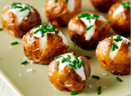 6 canap s originales para estas navidades recet n for Hot canape ideas
