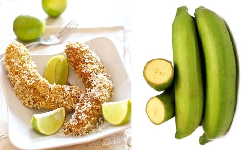 Croquetas de plátano ¿postre caliente o aperitivo dulce?
