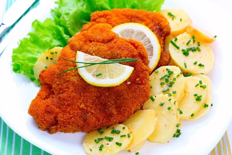 El pollo al limón chino, para chuparse los dedos