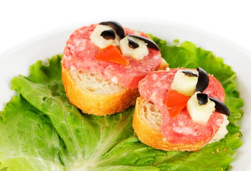 Meriendas Originales: Sandwich de Angry Birds