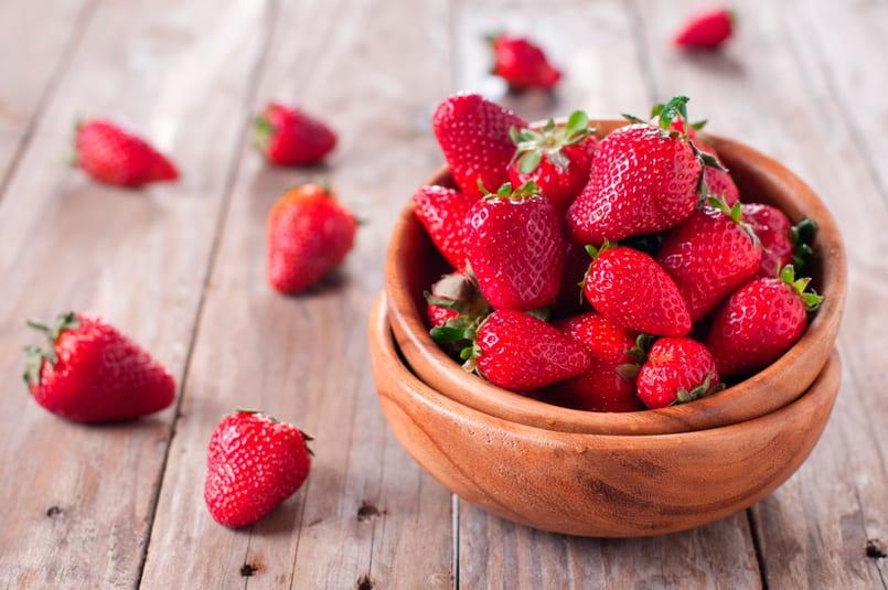 10 recetas con fresas que no te puedes perder