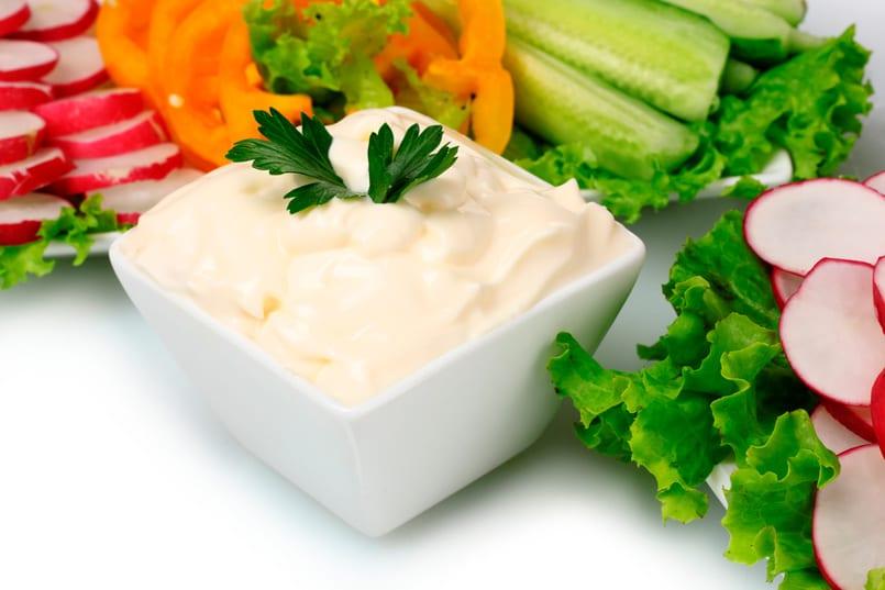 Lactonesa, la mayonesa sin huevo