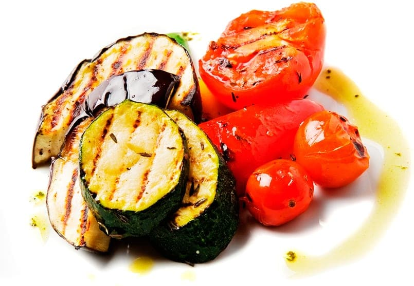 tomate a la plancha