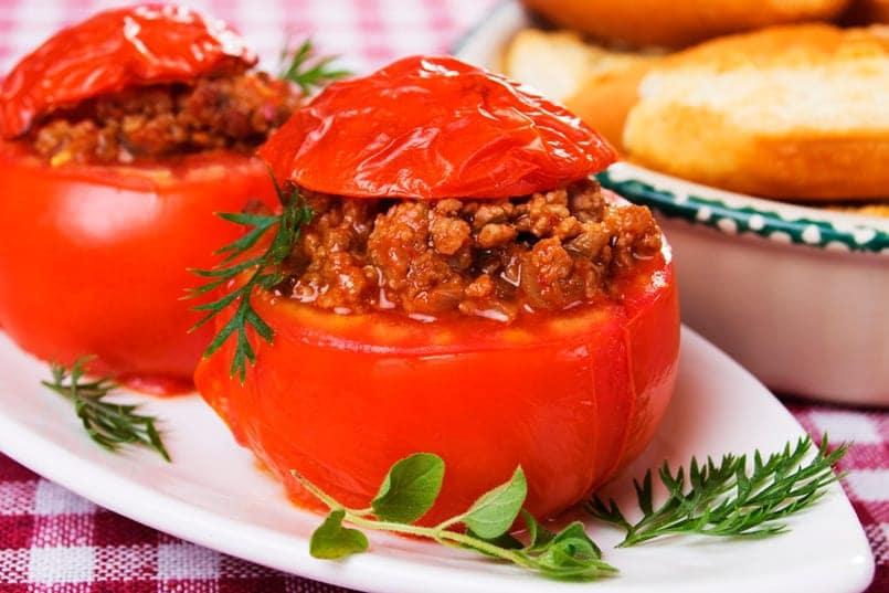10 recetas fáciles para preparar con tomate