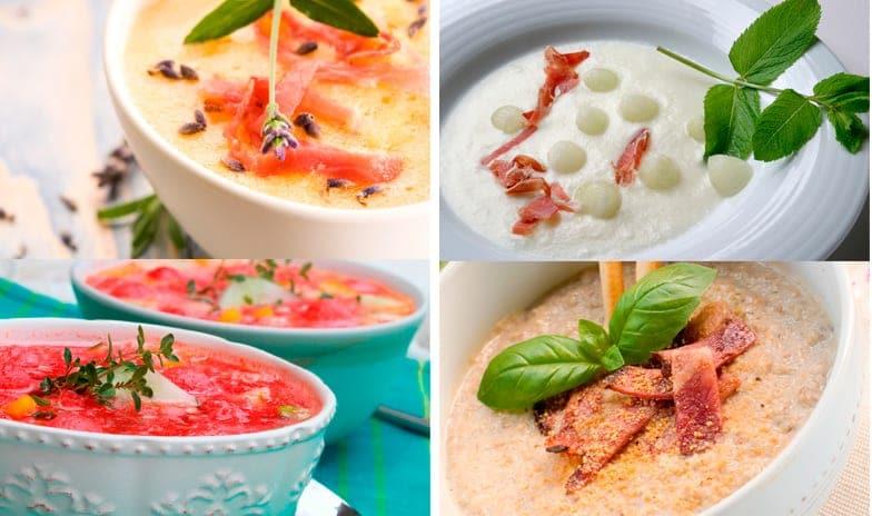 5 sopas frías perfectas para el verano