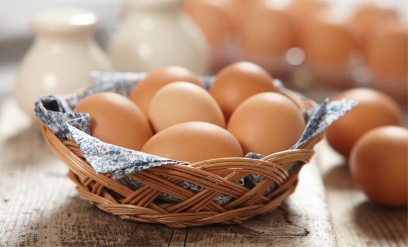 Trucos de cocina: Cómo saber si un huevo está malo