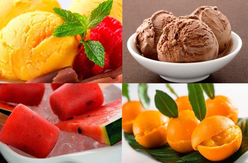 15 helados caseros para disfrutar del verano