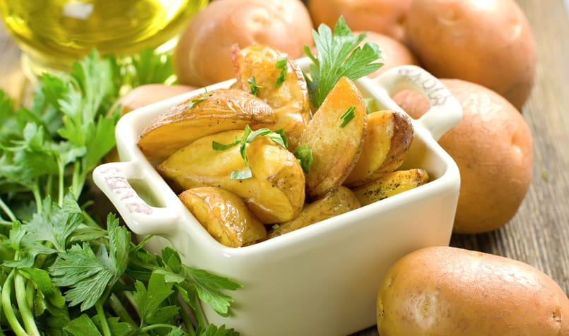 Trucos de cocina c mo cocer patatas y que no te queden - Tiempo para cocer patatas ...