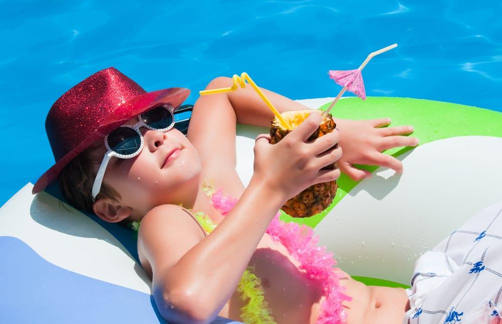 5 cócteles de verano sin alcohol para los peques