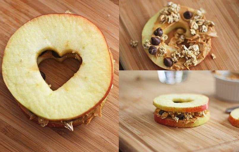 Trucos de cocina: Cómo comer manzana de forma divertida