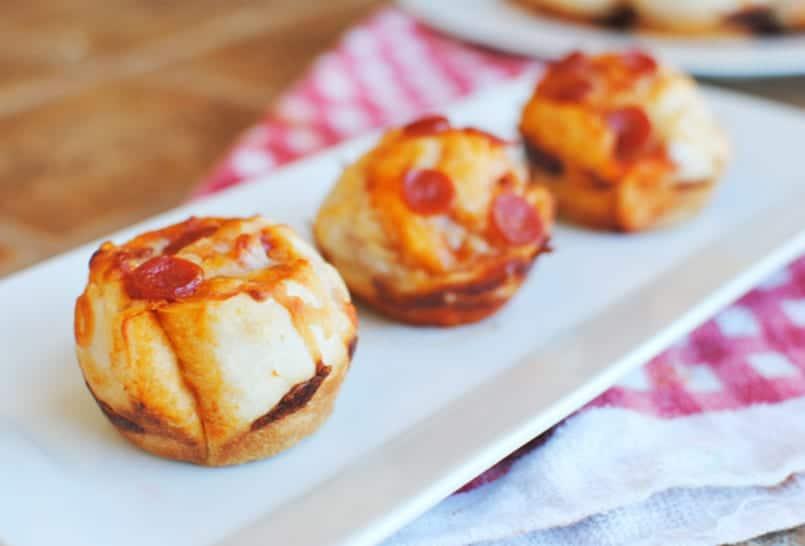 Bolitas de pizza, en 15 minutos y con 5 ingredientes, ¡hoy cena sorpresa!