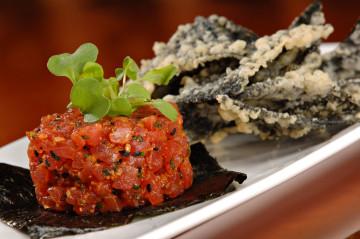 Tartar de atún, cenas de lo más ligeras