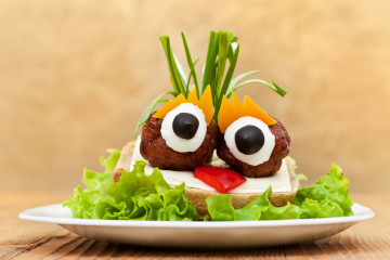 Albóndigas especiales para los peques… ¿Si las preparamos en sandwich?