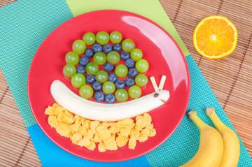 6 ideas originales de preparar la merienda con fruta