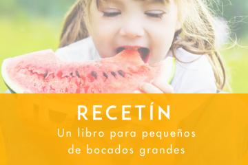¡Lanzamos el libro de Recetin!