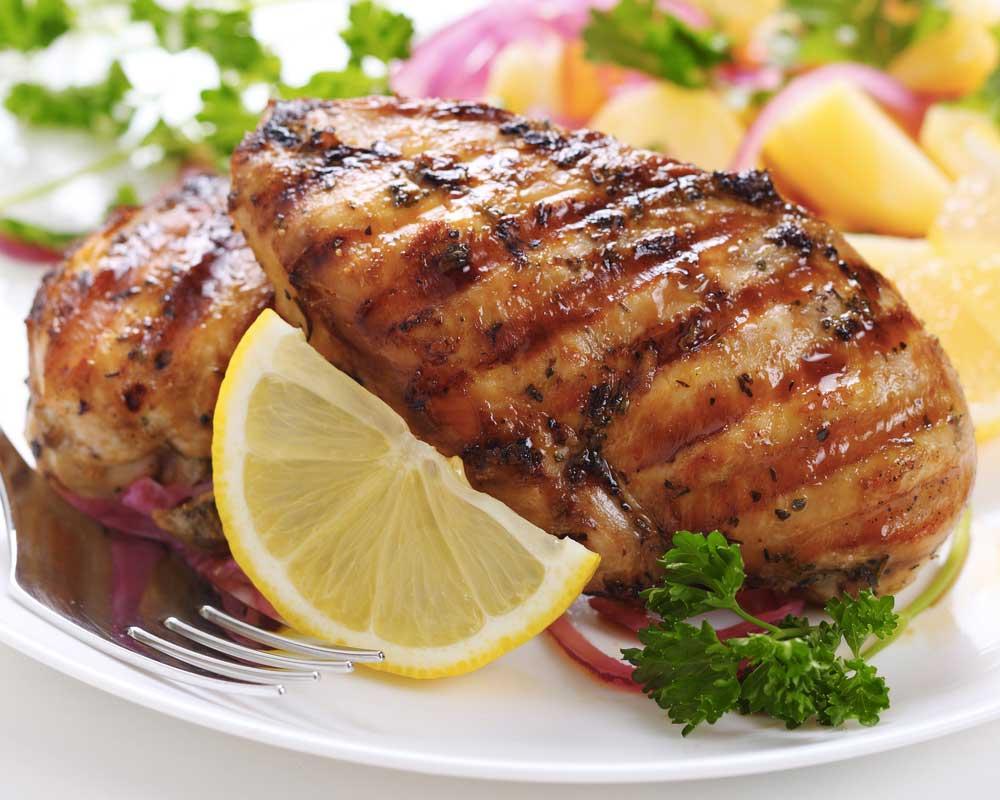 Pechuga de pollo en crockpot