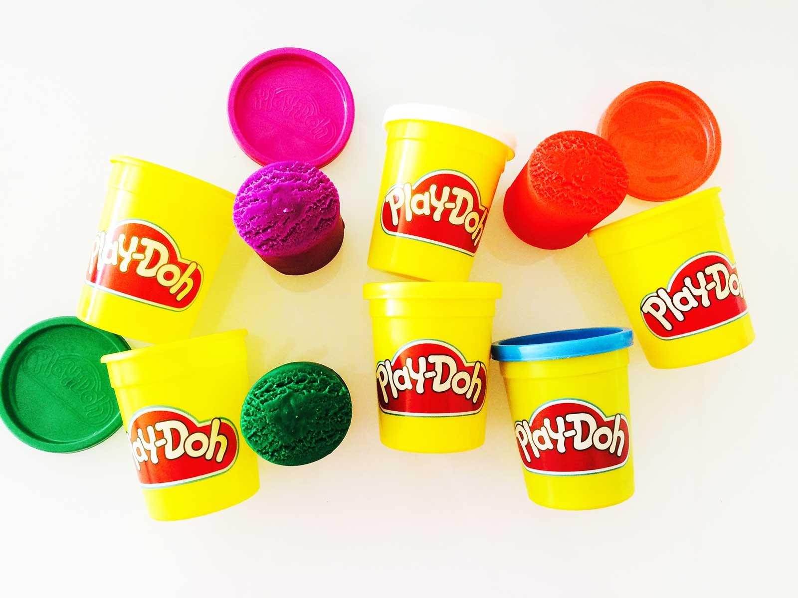 DIY con Play Doh, aprendiendo a cocinar con plastilina