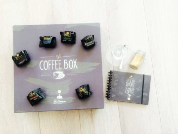 ¡¡Llévate una estupenda Coffee Box!!