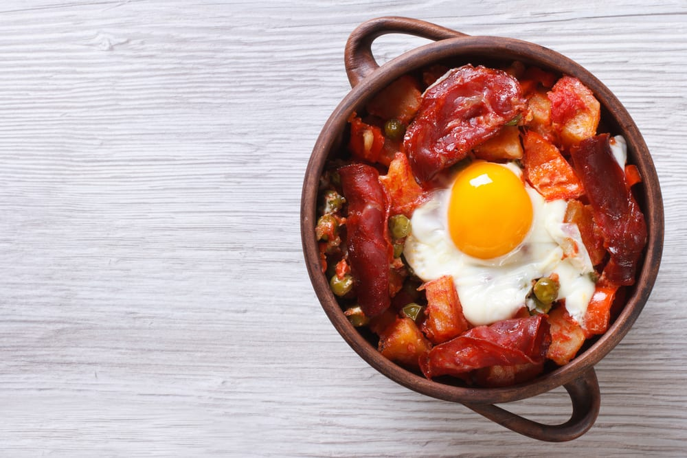 Huevos A La Flamenca Olé Recetín Recetín