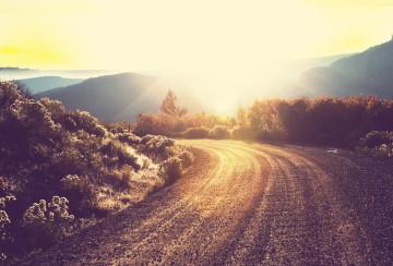 El camino de las cosas buenas