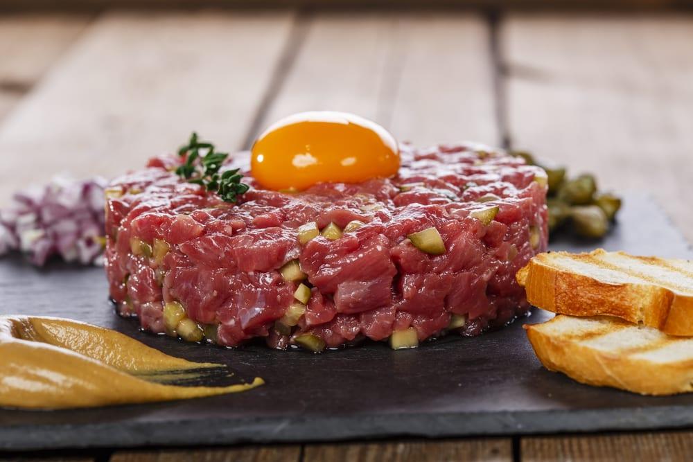 Steak tartar, mi receta - Recetín | Recetín