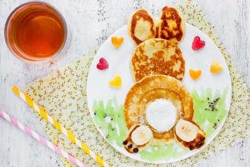 Tortitas especiales para desayunar