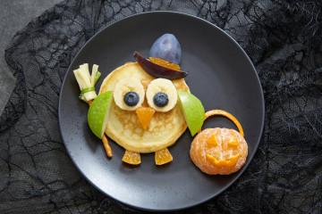 Tortitas para Halloween