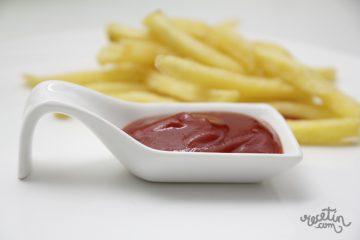 Ketchup casero para niños