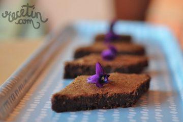 Bizcocho de chocolate para celíacos