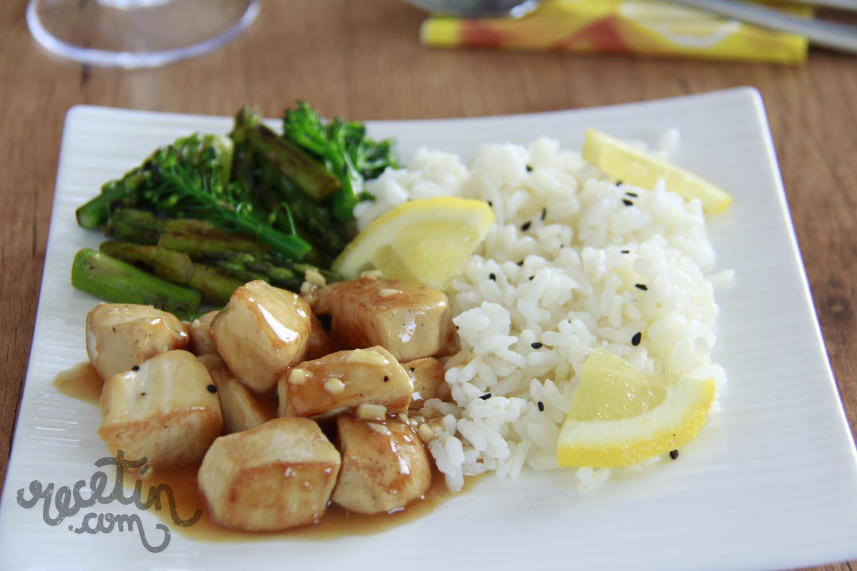 Pollo al lim n para llevar al trabajo recet n - Pollo al limon isasaweis ...