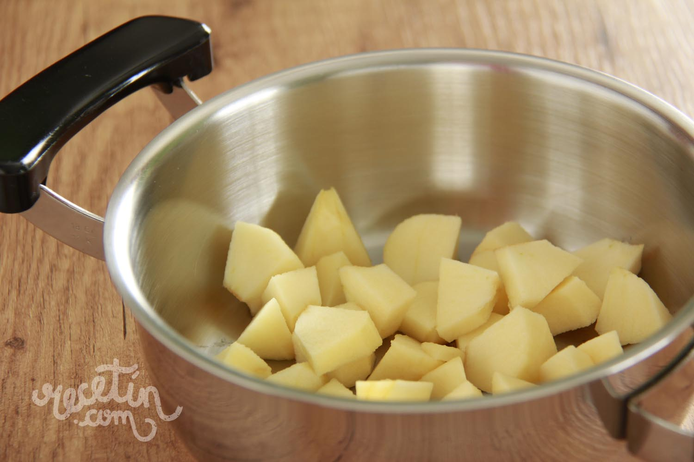 Papilla de manzana con cereales sin gluten recet n - Cereales sin gluten bebe 3 meses ...