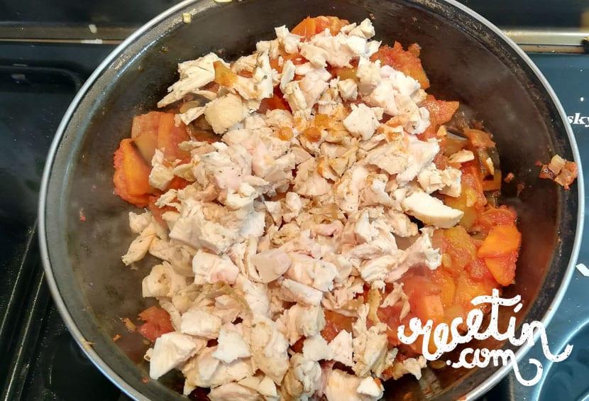 lasaña-de-pollo-asado-y-verduras