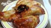 empanadillas de espinacas y atún