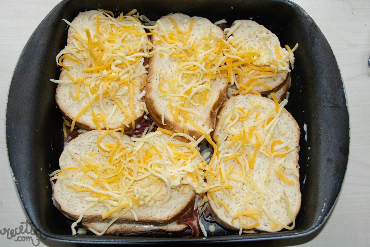 Pastel de jamón