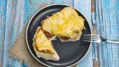 Pastel de jamón, una receta fácil